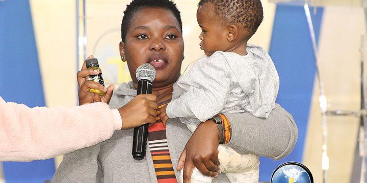 TREASURES OF DARKNESS HEAL BLEEDING BABY